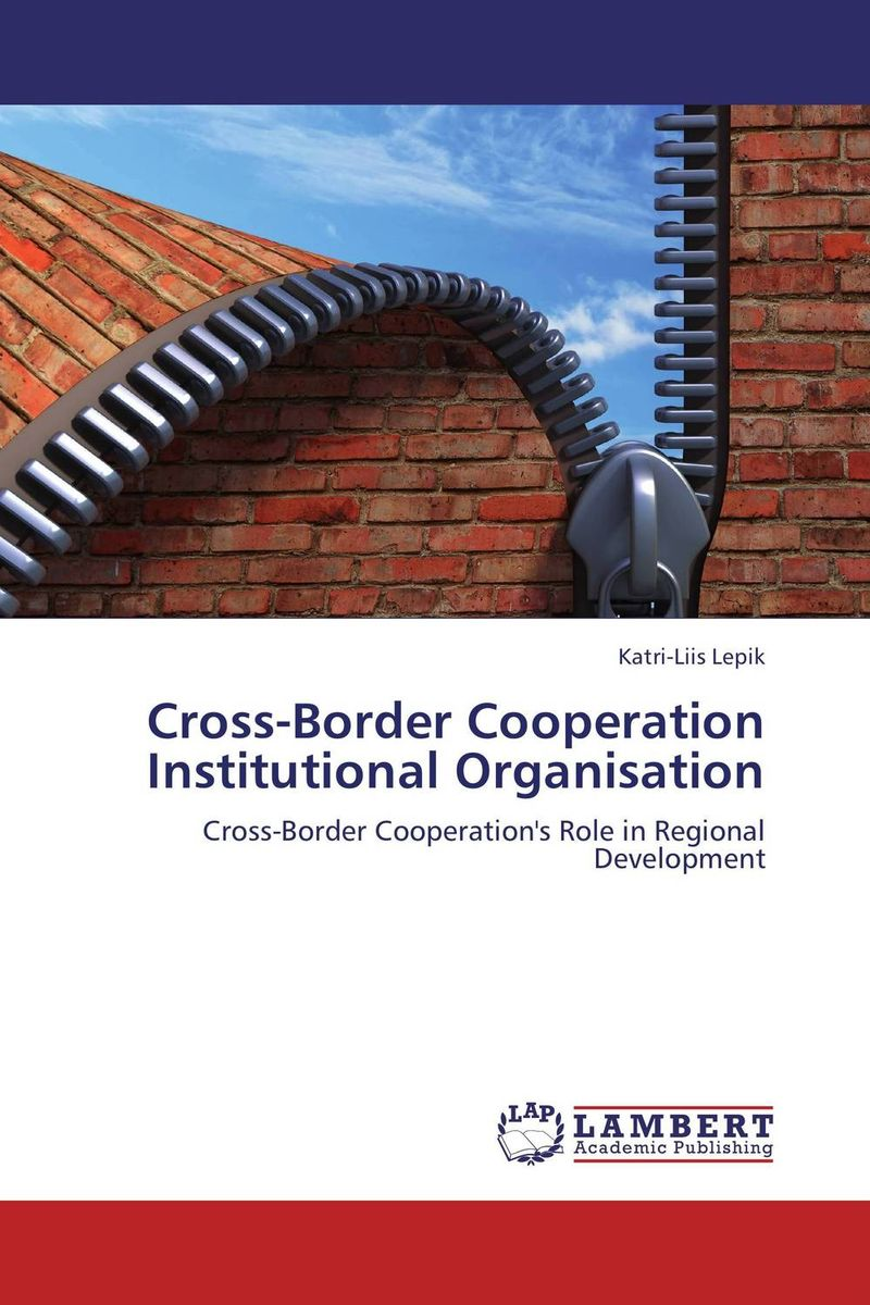 Cross-Border Cooperation Institutional Organisation картридж brother tn 241bk