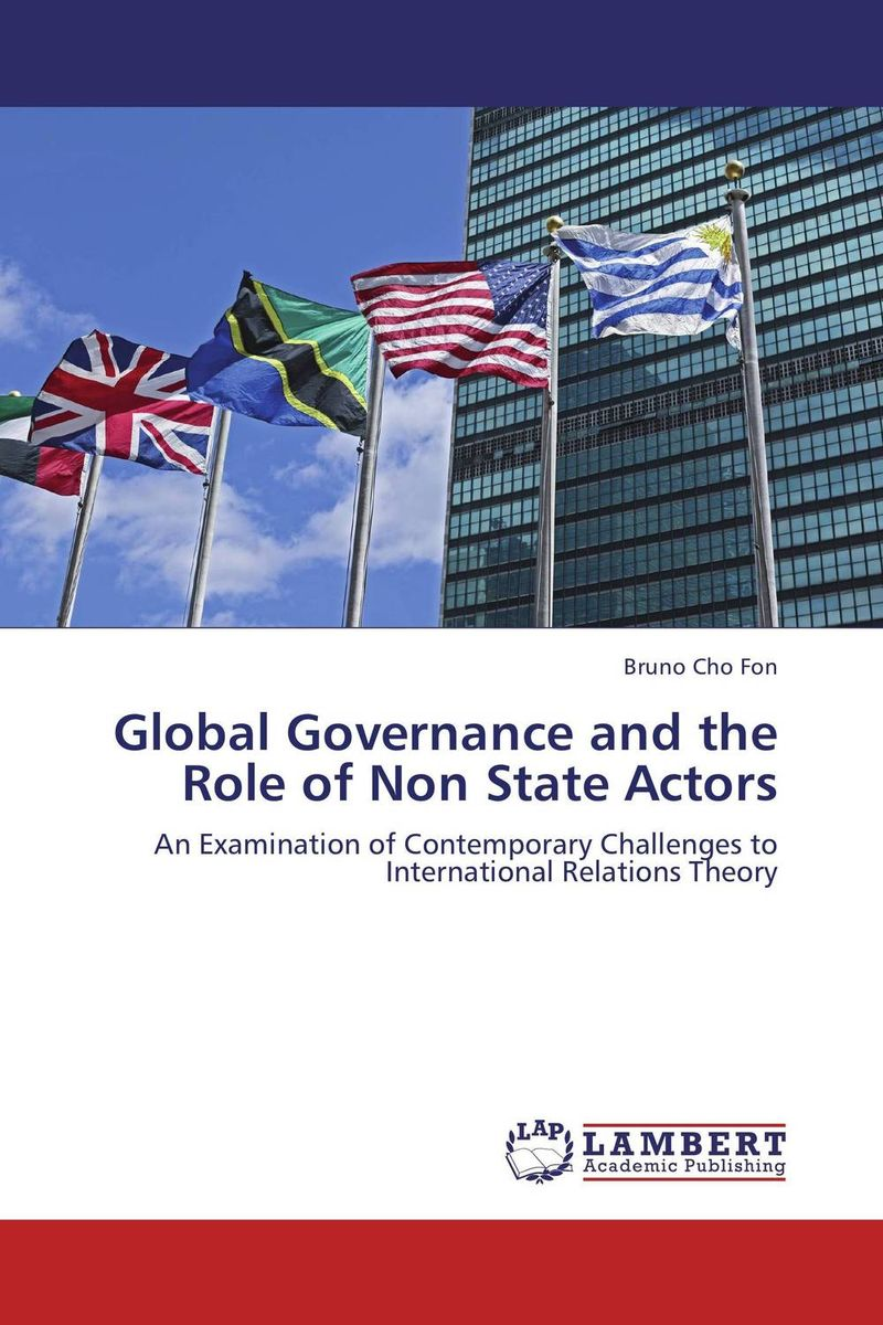 Global Governance and the Role of Non State Actors corporate governance and firm value