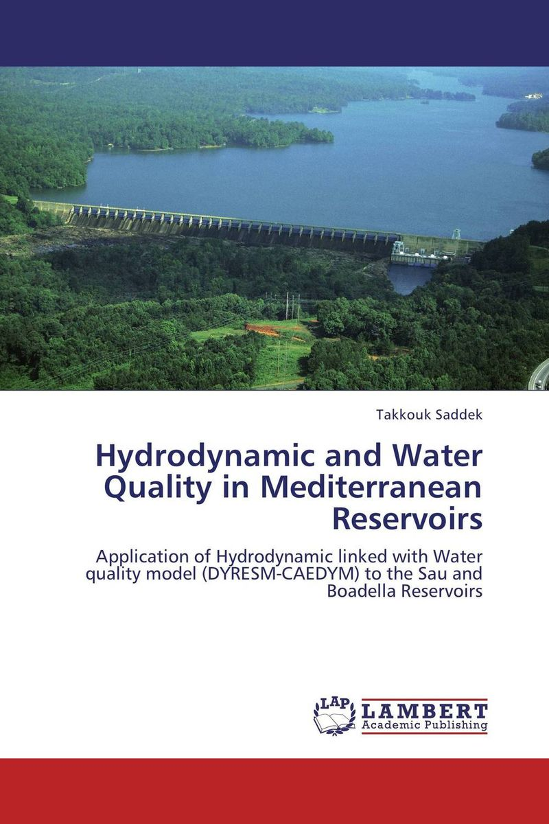 Hydrodynamic and Water Quality in Mediterranean Reservoirs status of soils and water reservoirs near industrial areas of baroda