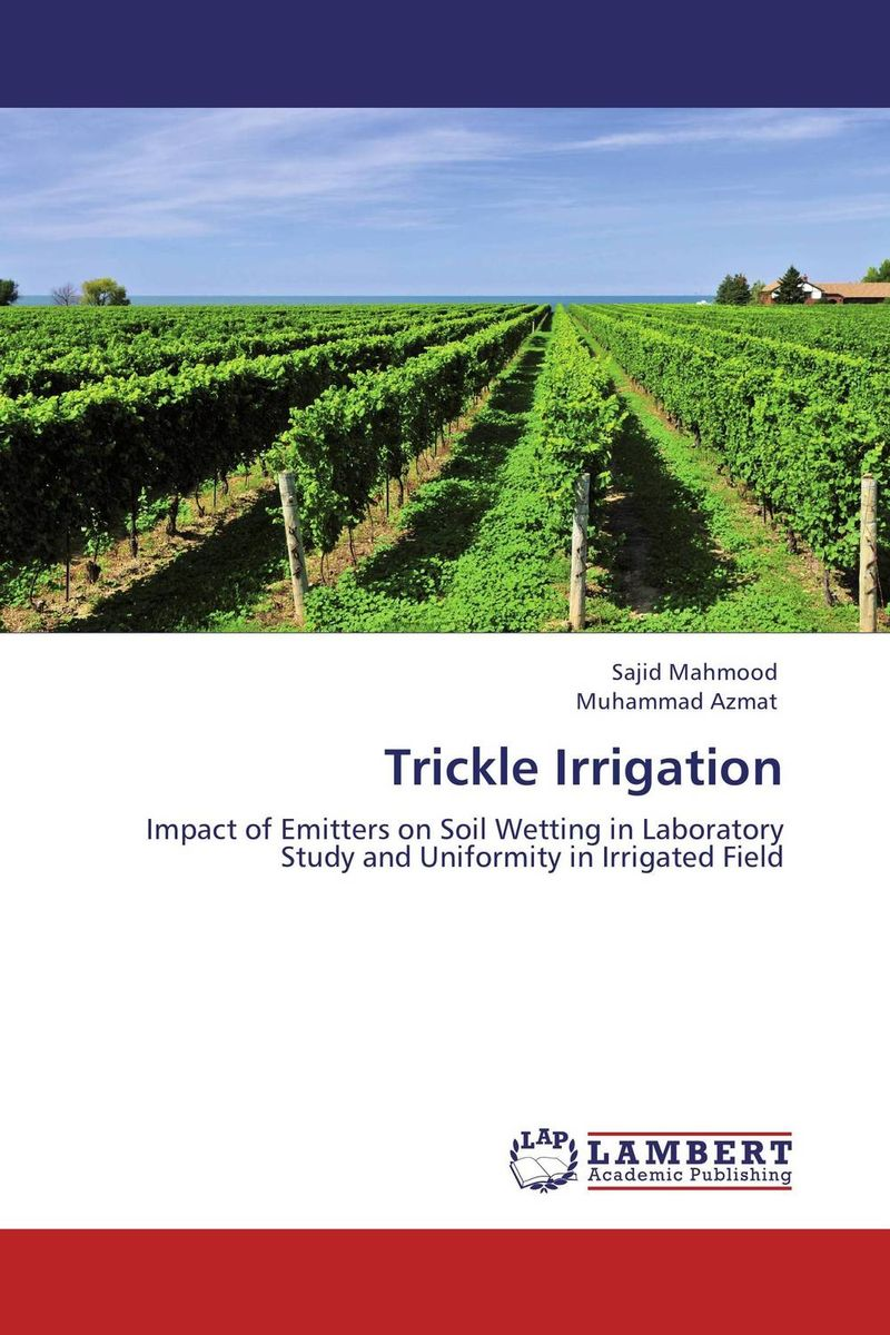 Trickle Irrigation evaluation of stage wise deficit furrow irrigation