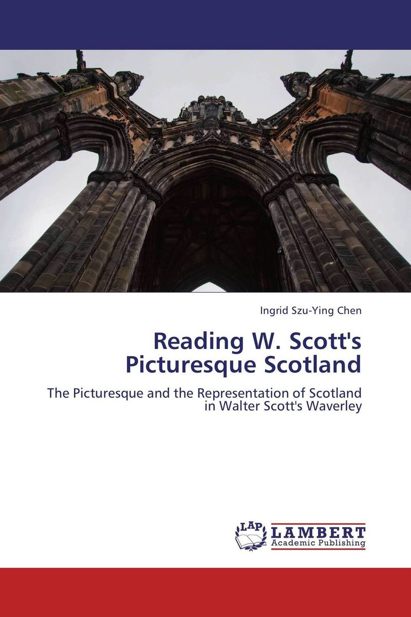 Reading W. Scott's Picturesque Scotland