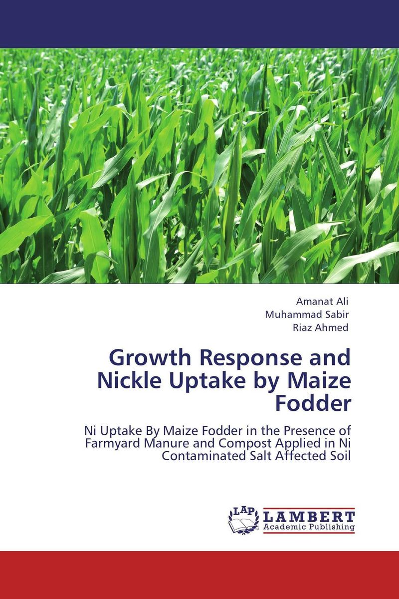 Growth Response and Nickle Uptake by Maize Fodder the teeth with root canal students to practice root canal preparation and filling actually