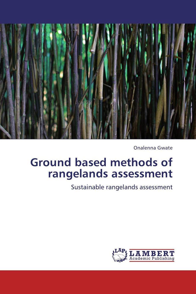 Ground based methods of rangelands assessment in situ detection of dna damage methods and protocols