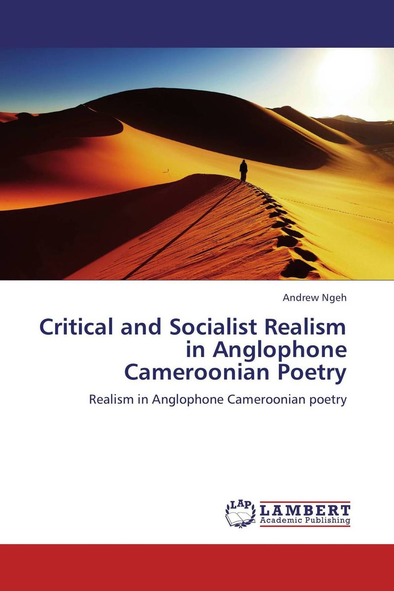 Critical and Socialist Realism in Anglophone Cameroonian Poetry tradition and innovation in hellenistic poetry