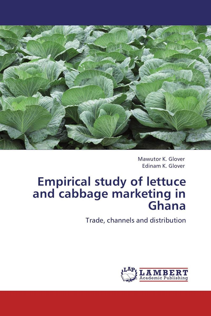 Empirical study of lettuce and cabbage marketing in Ghana adding value to the citrus pulp by enzyme biotechnology production