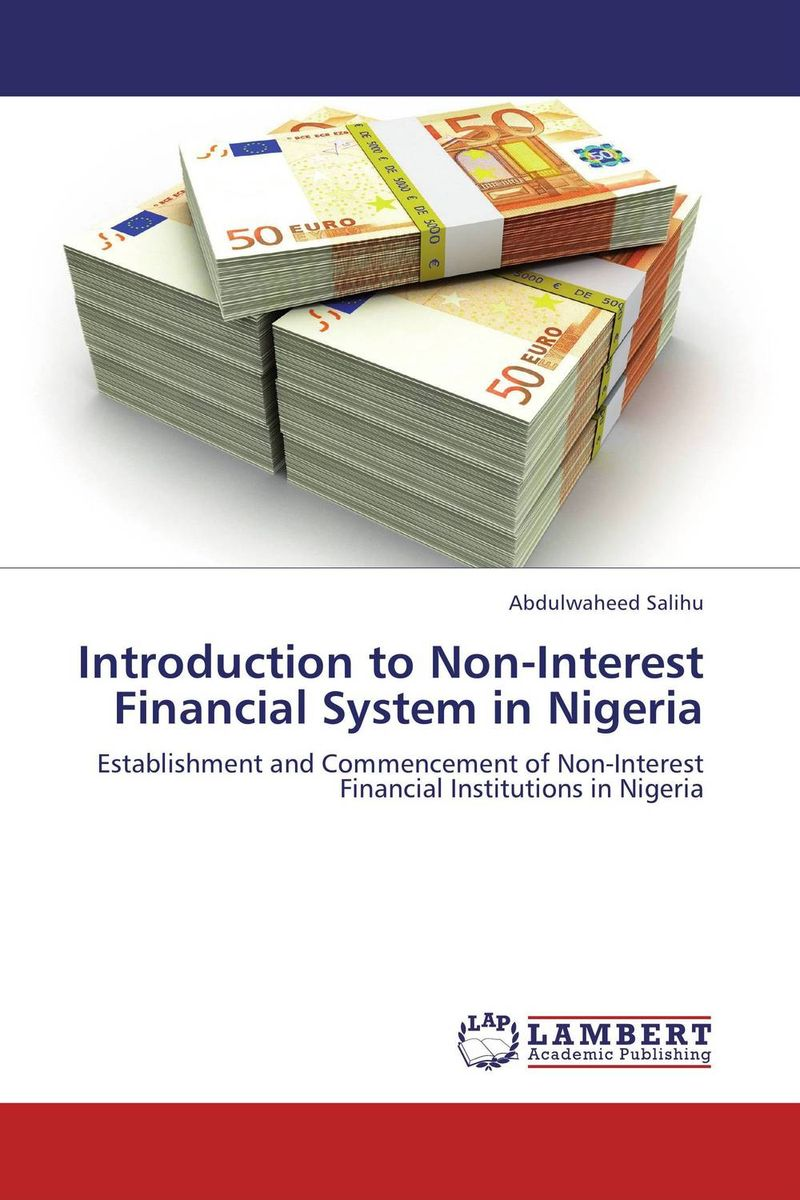 Introduction to Non-Interest Financial System in Nigeria national tree company 180 31pc6ms pc3 6ms