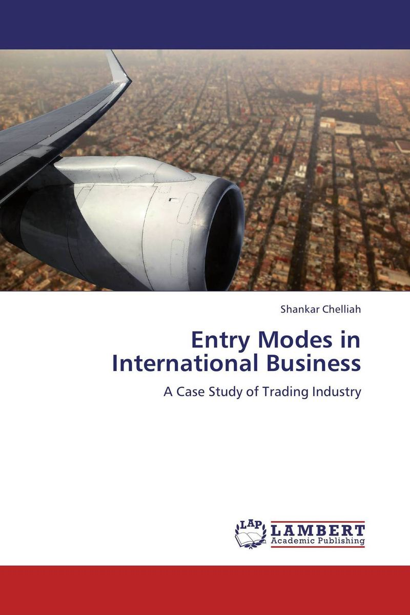 Entry Modes in International Business