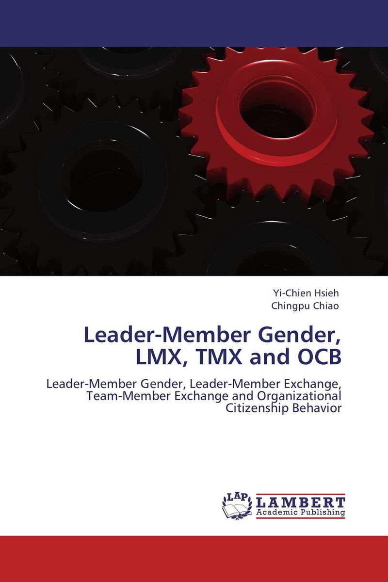 Leader-Member Gender, LMX, TMX and OCB the member of the wedding