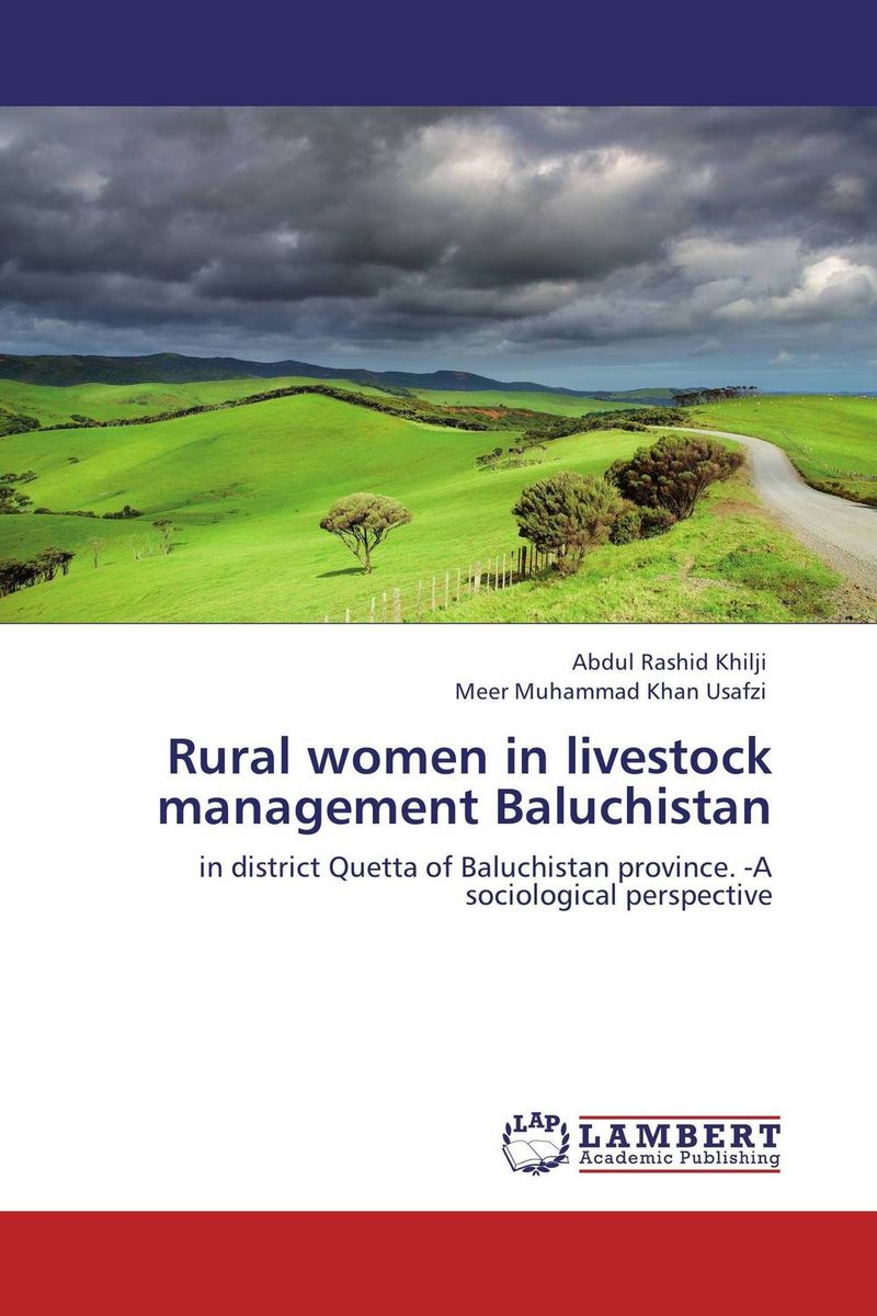 Rural women in livestock management Baluchistan separatist movement of balochistan