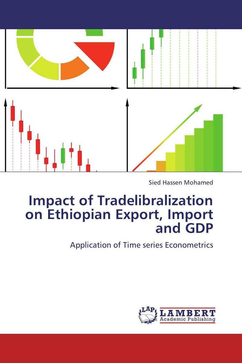 Impact of Tradelibralization on Ethiopian Export, Import and GDP