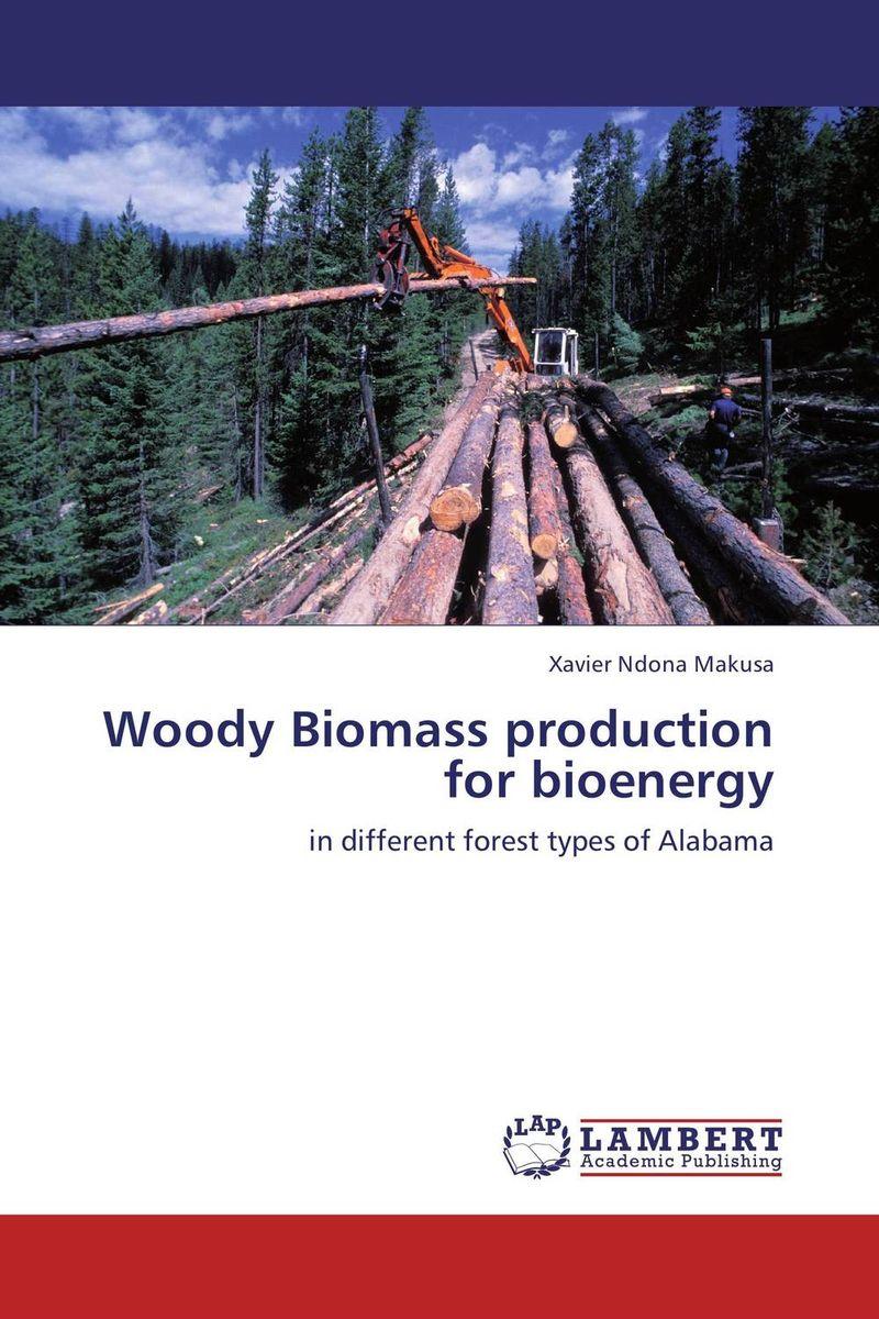 Woody Biomass production for bioenergy sadat khattab usama abdul raouf and tsutomu kodaki bio ethanol for future from woody biomass