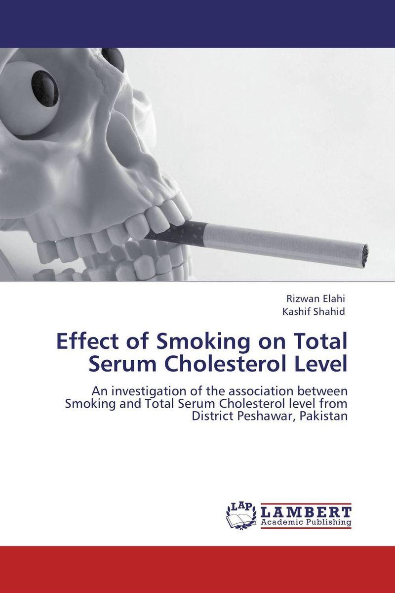 Effect of Smoking on Total Serum Cholesterol Level effect of smoking on periodontium