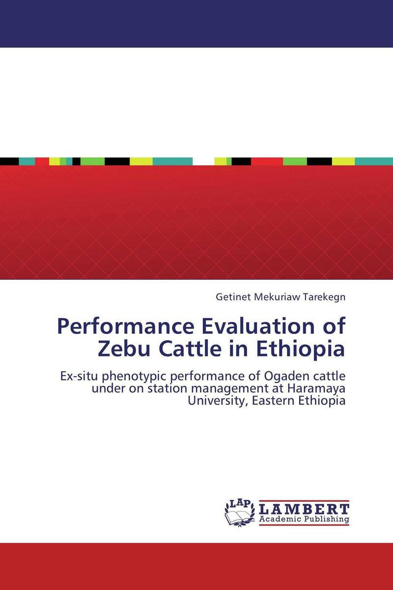 Performance Evaluation of Zebu Cattle in Ethiopia
