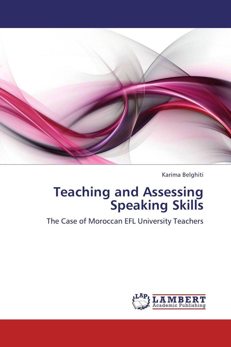 Teaching and Assessing Speaking Skills погонаж коробочный 2070мм миланский орех
