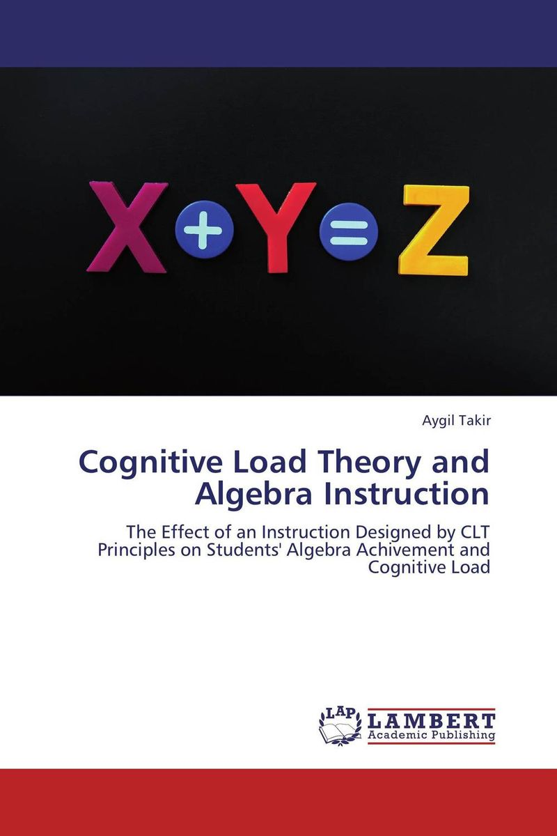Cognitive Load Theory and Algebra Instruction the internal load analysis in soccer
