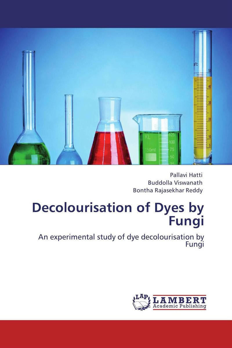 Decolourisation of Dyes by Fungi natural dyes for textiles