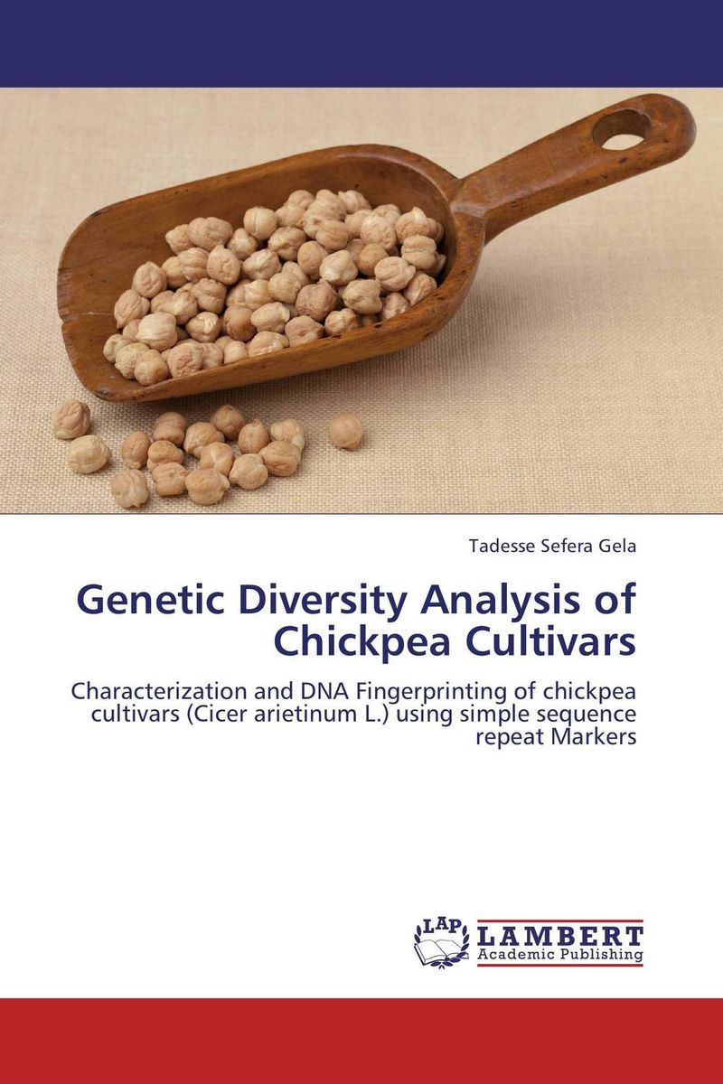 Genetic Diversity Analysis of Chickpea Cultivars taiwo adeniji morpho agronomic and molecular diversity among relatives of eggplant