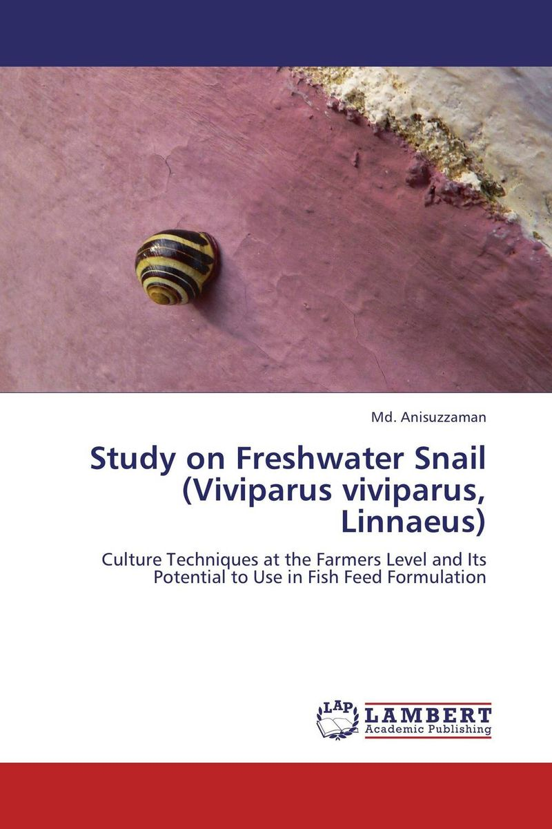 Study on Freshwater Snail (Viviparus viviparus, Linnaeus) the first feed study