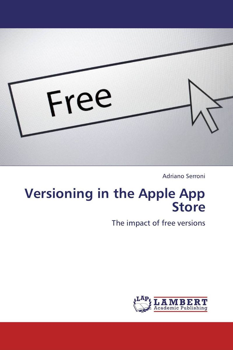 Versioning in the Apple App Store 250 40 250 1 6 25 4