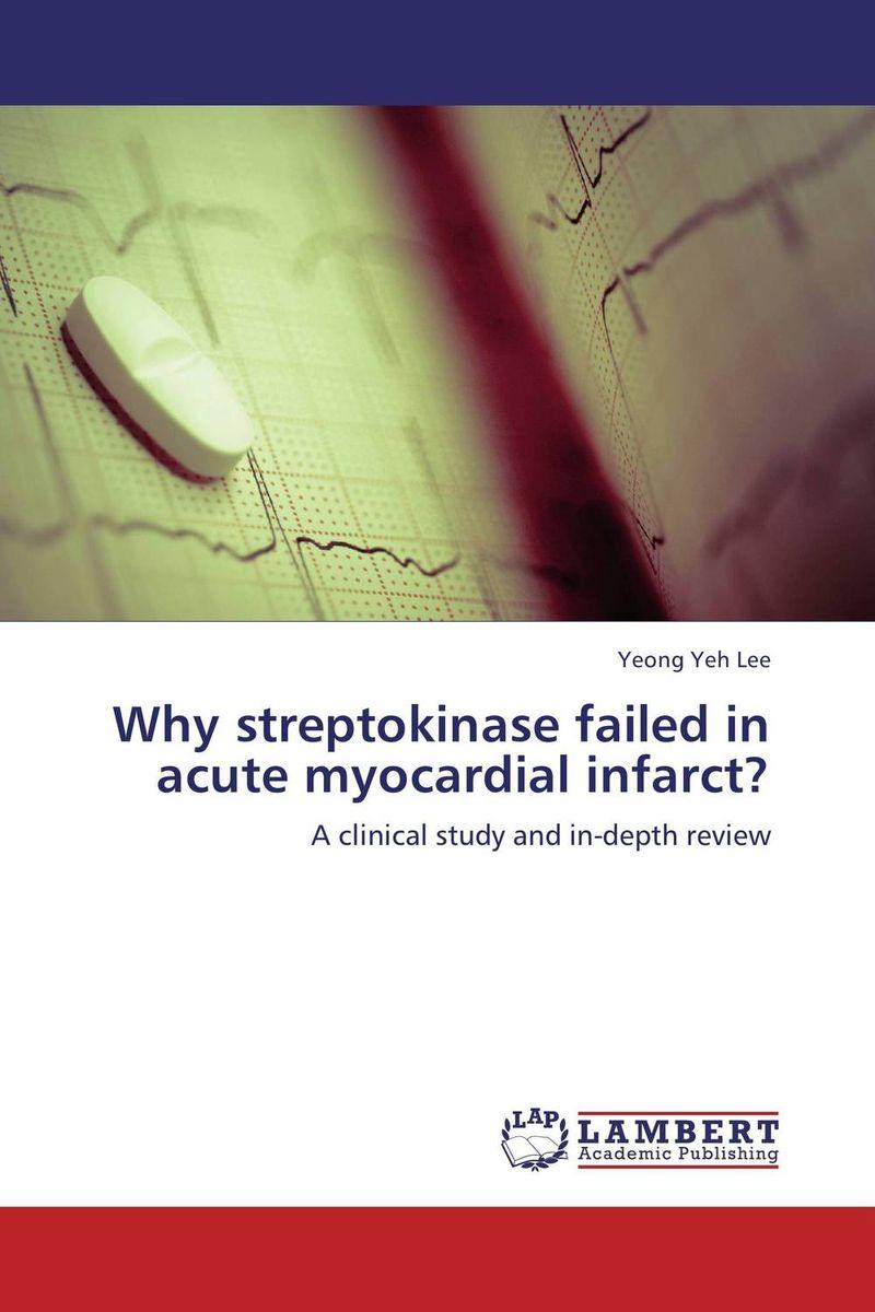 Why streptokinase failed in acute myocardial infarct?