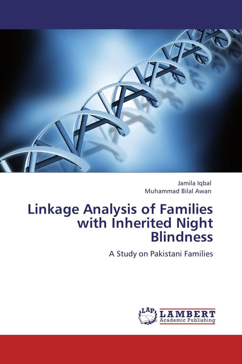 Linkage Analysis of Families with Inherited Night Blindness magnitude and ranking of psychiatric disorders in lahore pakistan