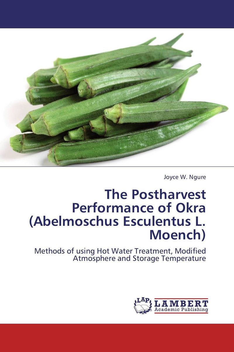 The Postharvest Performance of Okra (Abelmoschus Esculentus L. Moench) eva ibbotson the great ghost rescue