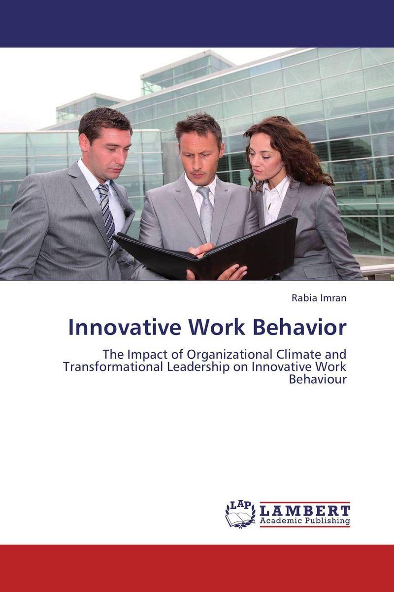 Innovative Work Behavior