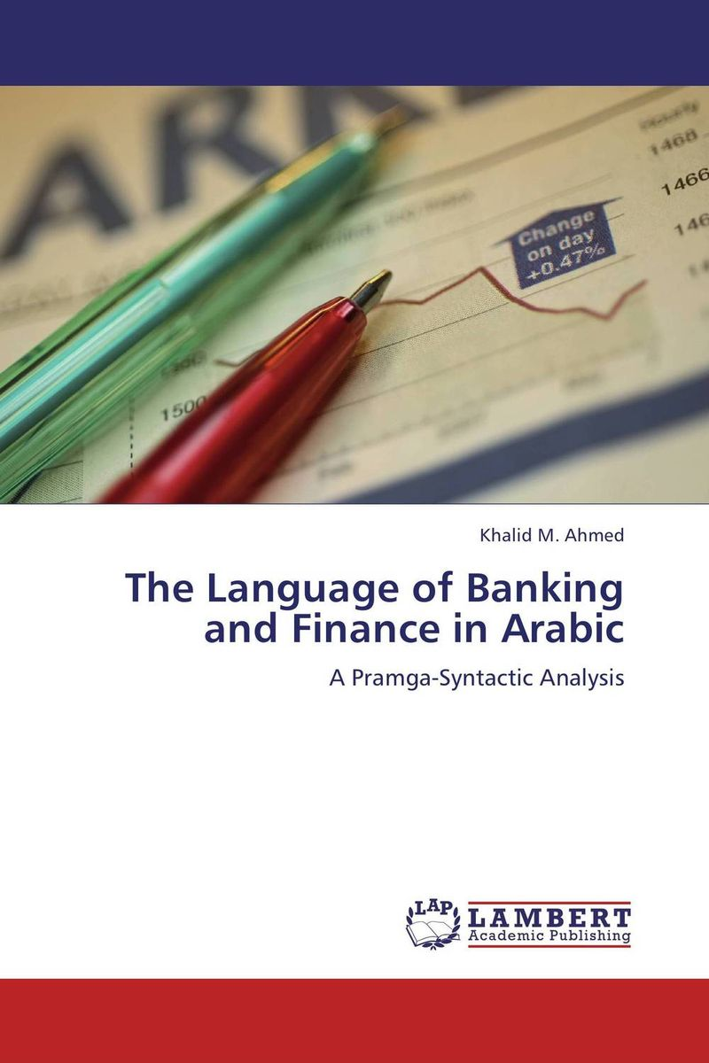 The Language of Banking and Finance in Arabic language change and lexical variation in youth language