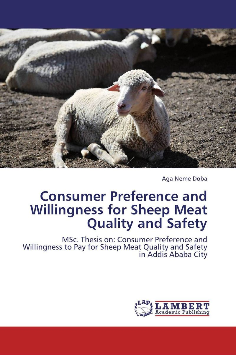 Consumer Preference and Willingness for Sheep Meat Quality and Safety david holloman m china catalyst powering global growth by reaching the fastest growing consumer market in the world