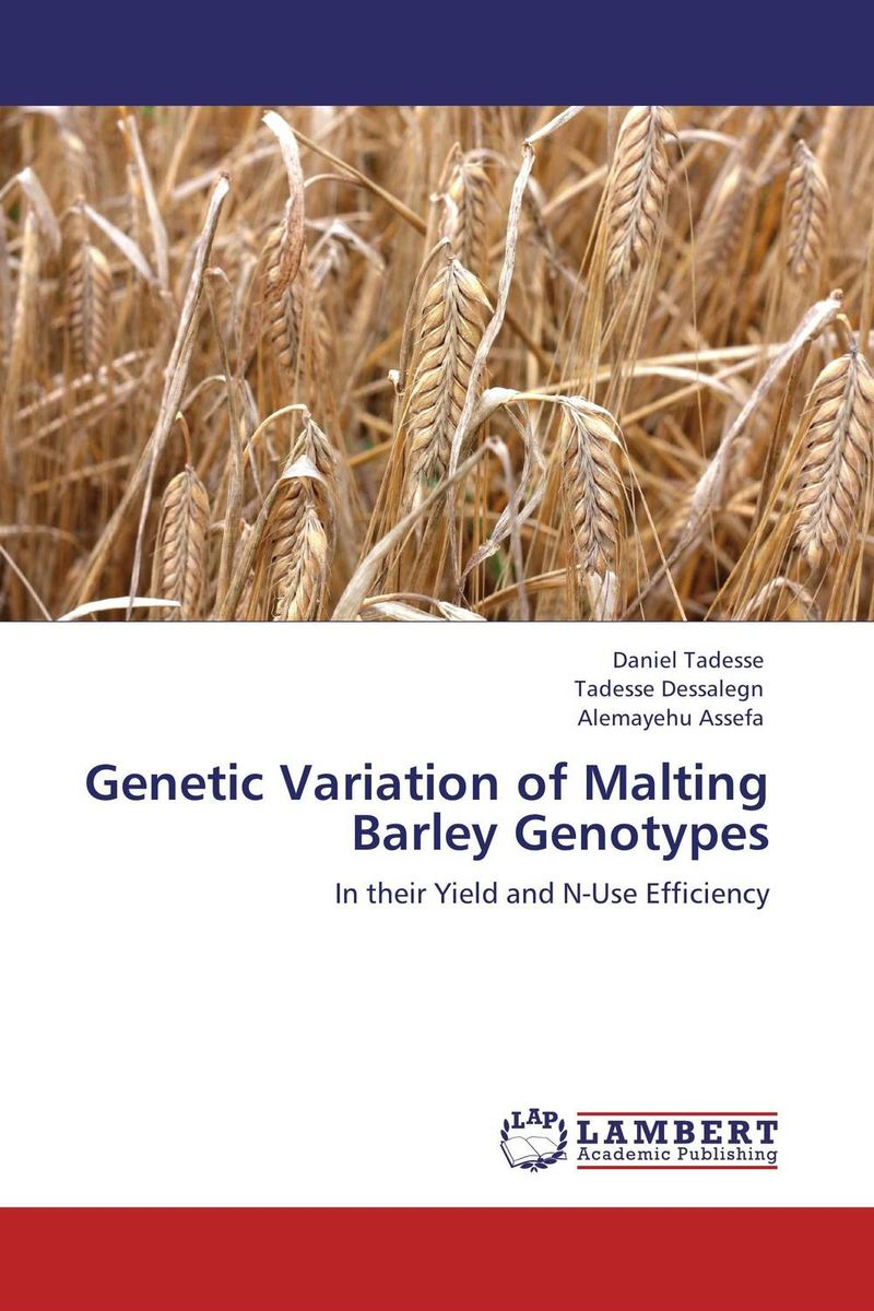 Genetic Variation of Malting Barley Genotypes butterflies in the barley