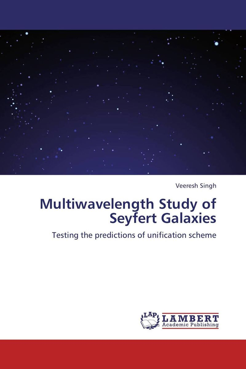 Multiwavelength Study of Seyfert Galaxies spiral structure in galaxies – a density wave theory