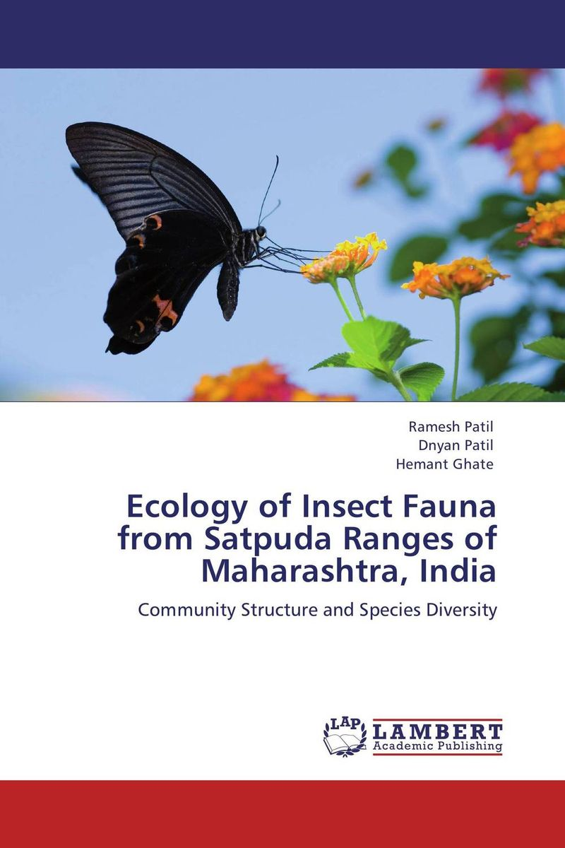 Ecology of Insect Fauna from Satpuda Ranges of Maharashtra, India ecosystem ecology