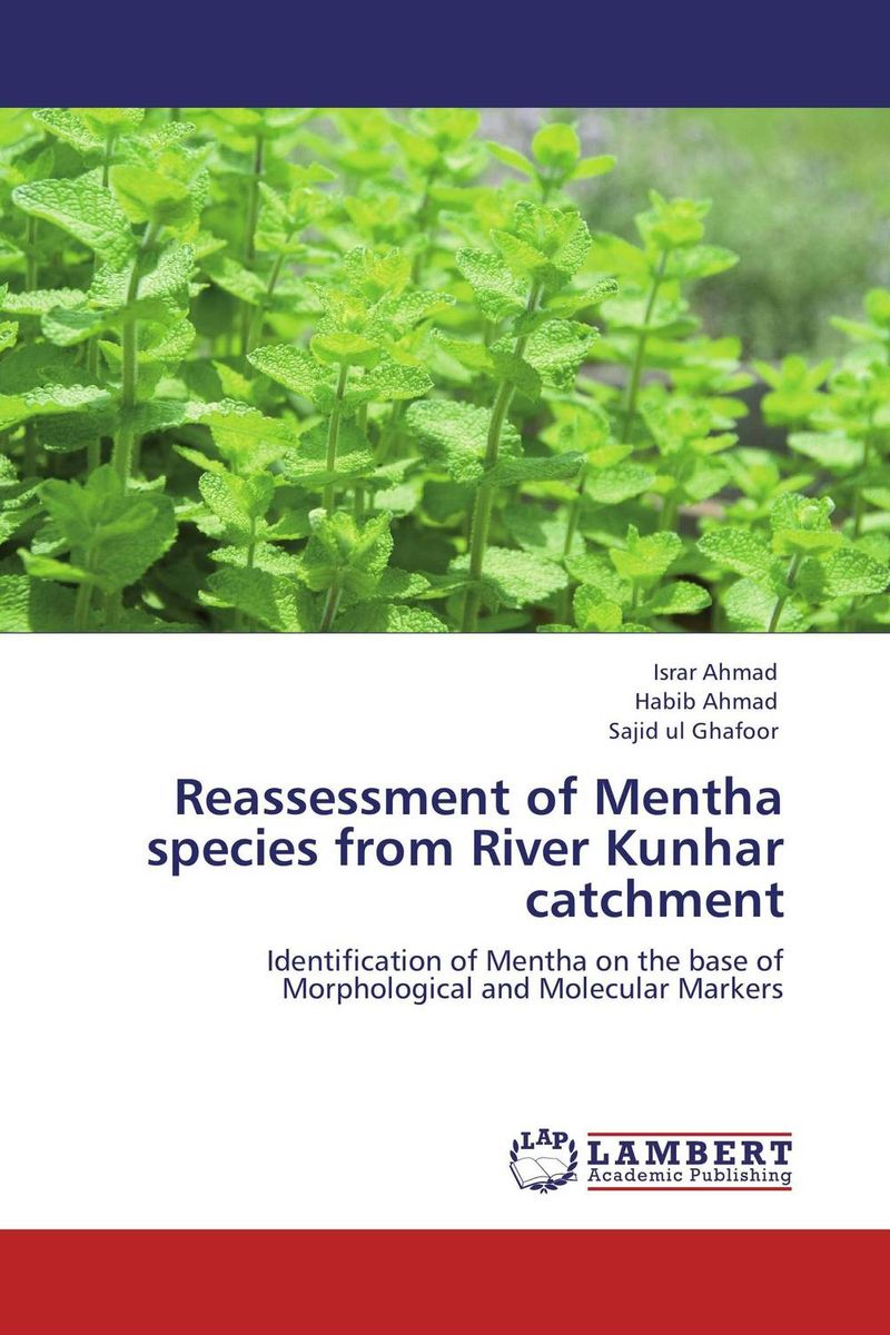 Reassessment of Mentha species from River Kunhar catchment reassessment of mentha species from river kunhar catchment
