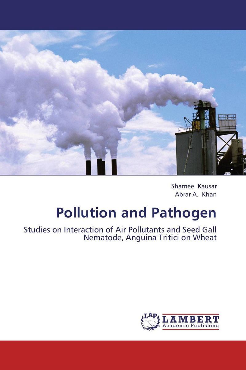 Pollution and Pathogen effect of air pollutants on some common plants