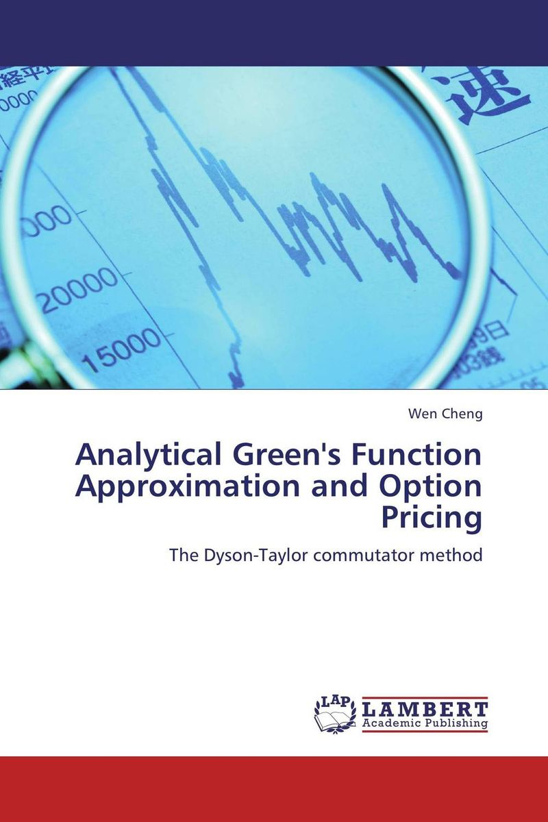 Analytical Green's Function Approximation and Option Pricing analytical and numerical approximation solution of bio heat equation