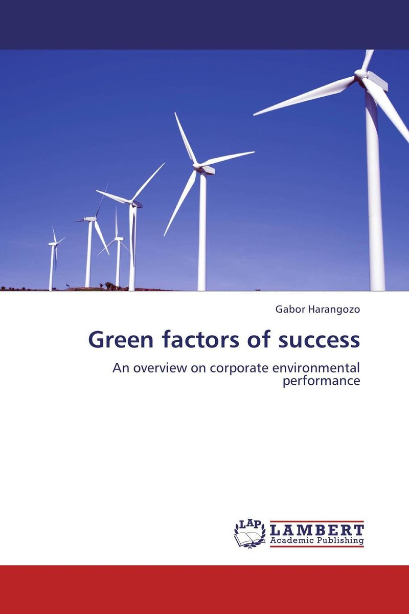 Green factors of success corporate real estate management in tanzania