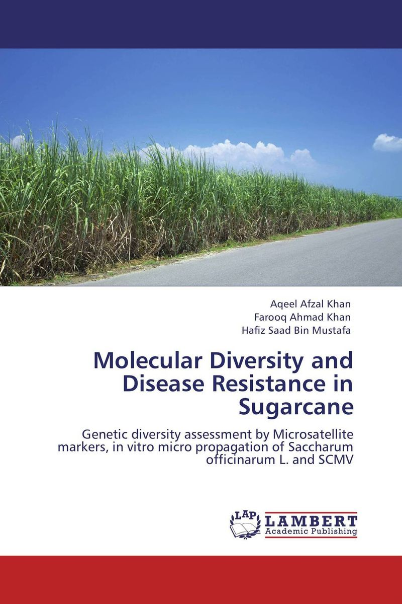 Molecular Diversity and Disease Resistance in Sugarcane polymorphisms at candidate genes for disease resistance in chicken