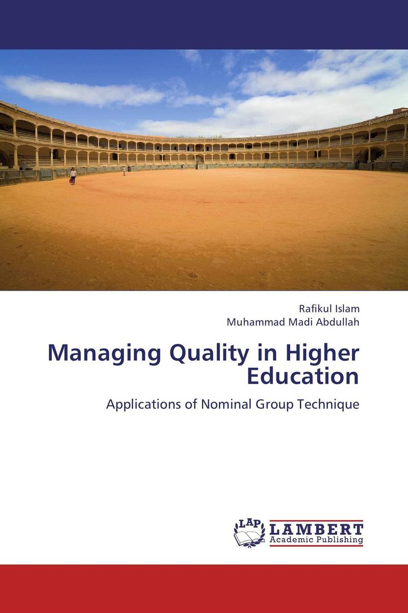 Managing Quality in Higher Education managing projects made simple