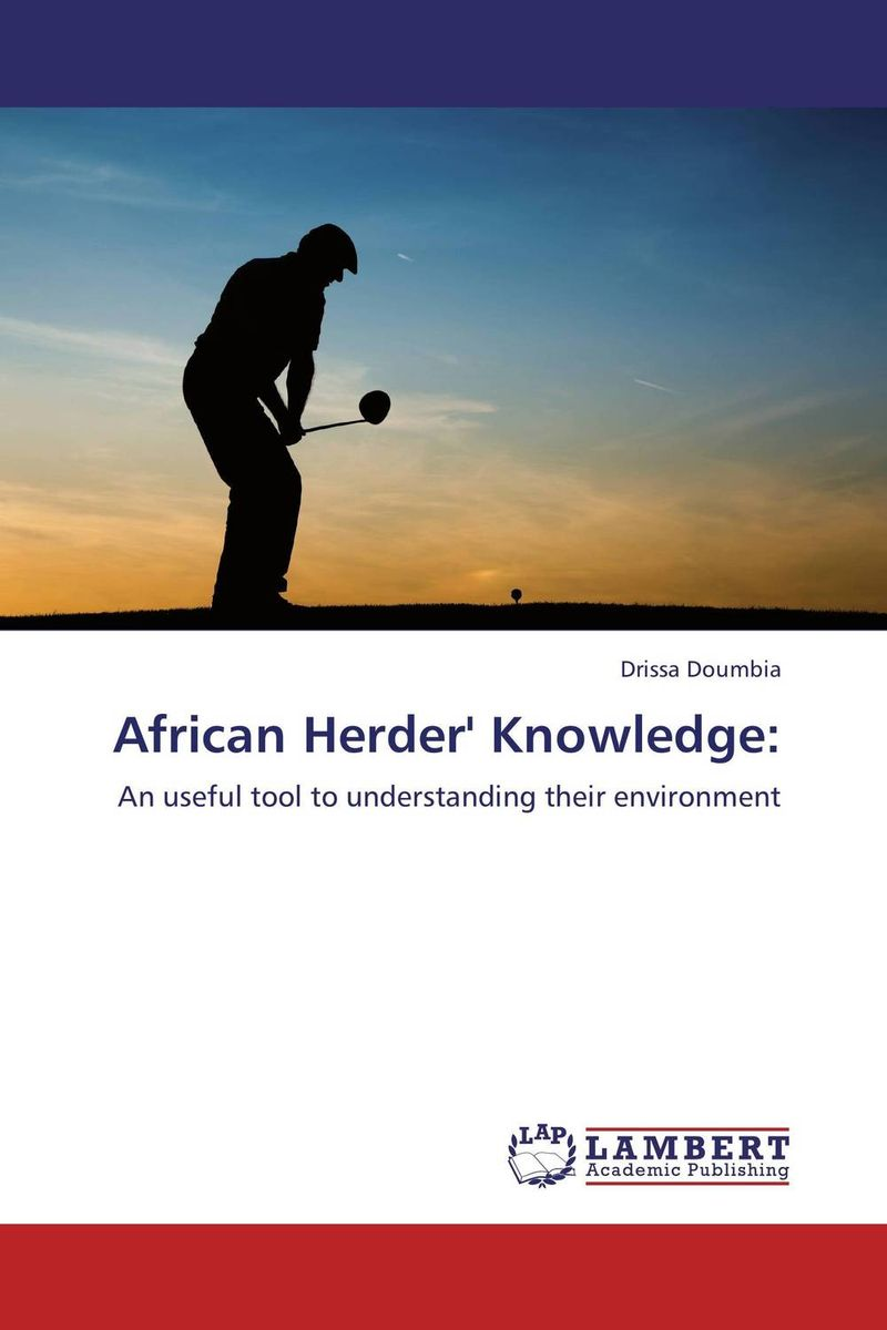 African Herder' Knowledge: essico0000 s n 001492 ap0767b used in good condition