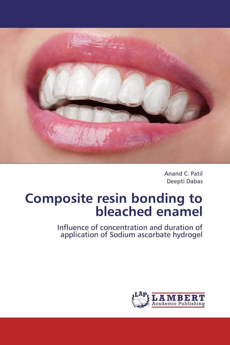 Composite resin bonding to bleached enamel electrochemistry of human dental enamel