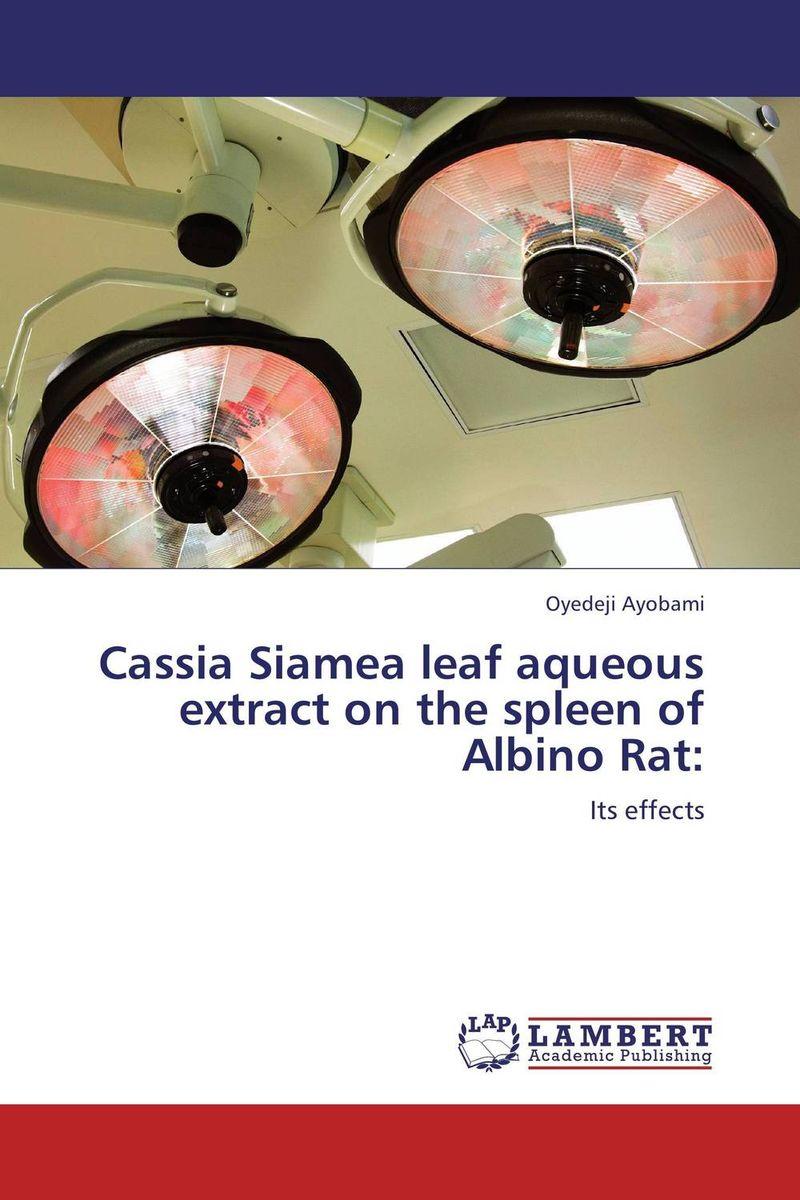 Cassia Siamea leaf aqueous extract on the spleen of Albino Rat: vitamin d effect on calcium homeostasis in preeclampsia