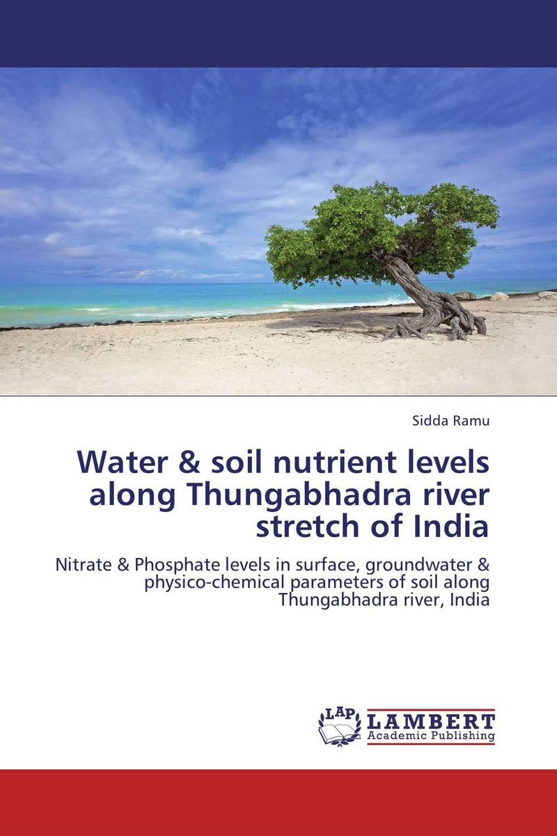 Water & soil nutrient levels along Thungabhadra river stretch of India bride of the water god v 3