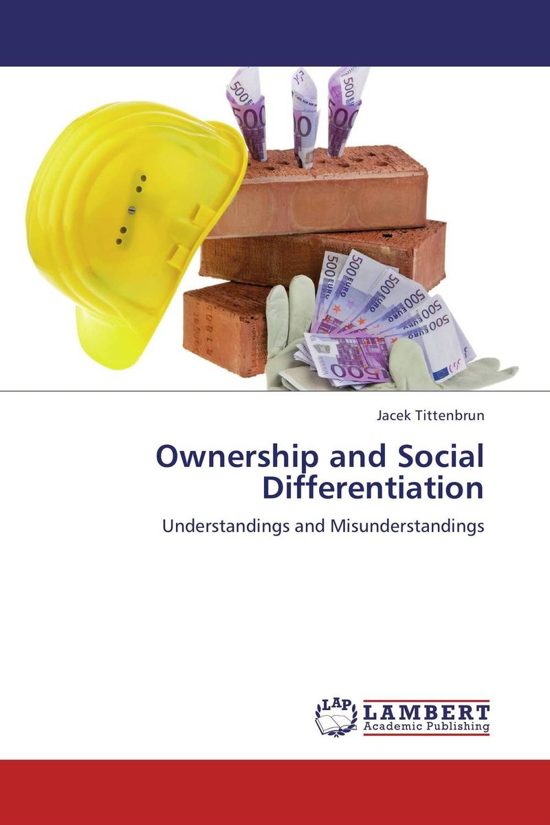 все цены на Ownership and Social Differentiation