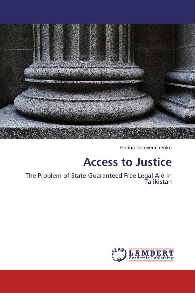 Access to Justice the letters of the republic – publication