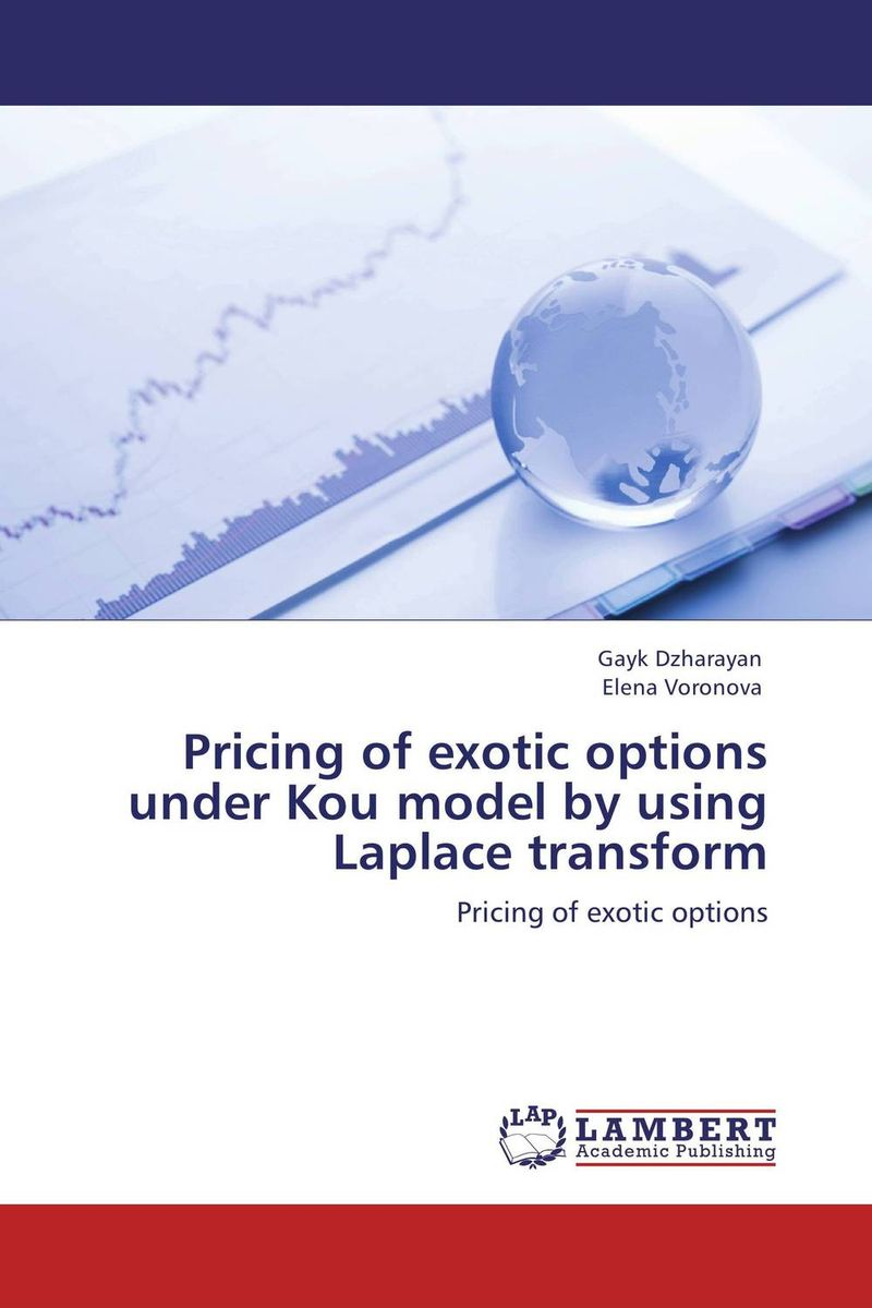 Pricing of exotic options under Kou model by using Laplace transform capital asset pricing model