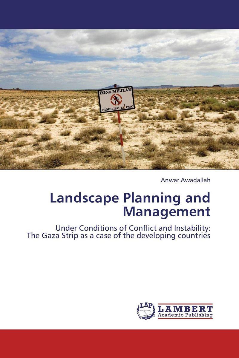 Landscape Planning and Management optimal and efficient motion planning of redundant robot manipulators