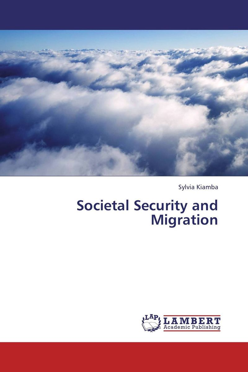 Societal Security and Migration belousov a security features of banknotes and other documents methods of authentication manual денежные билеты бланки ценных бумаг и документов