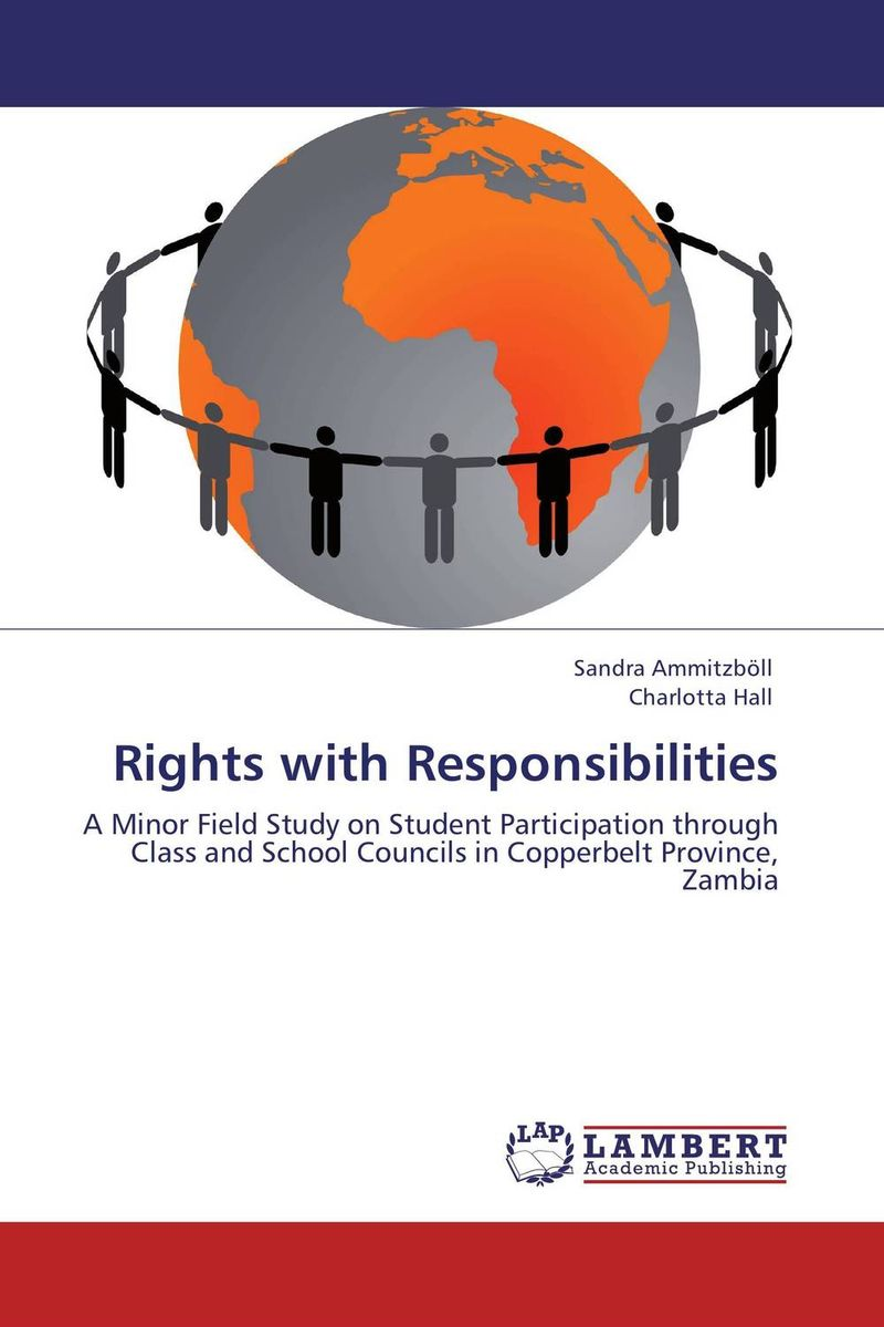 Rights with Responsibilities sandra ammitzboll and charlotta hall rights with responsibilities