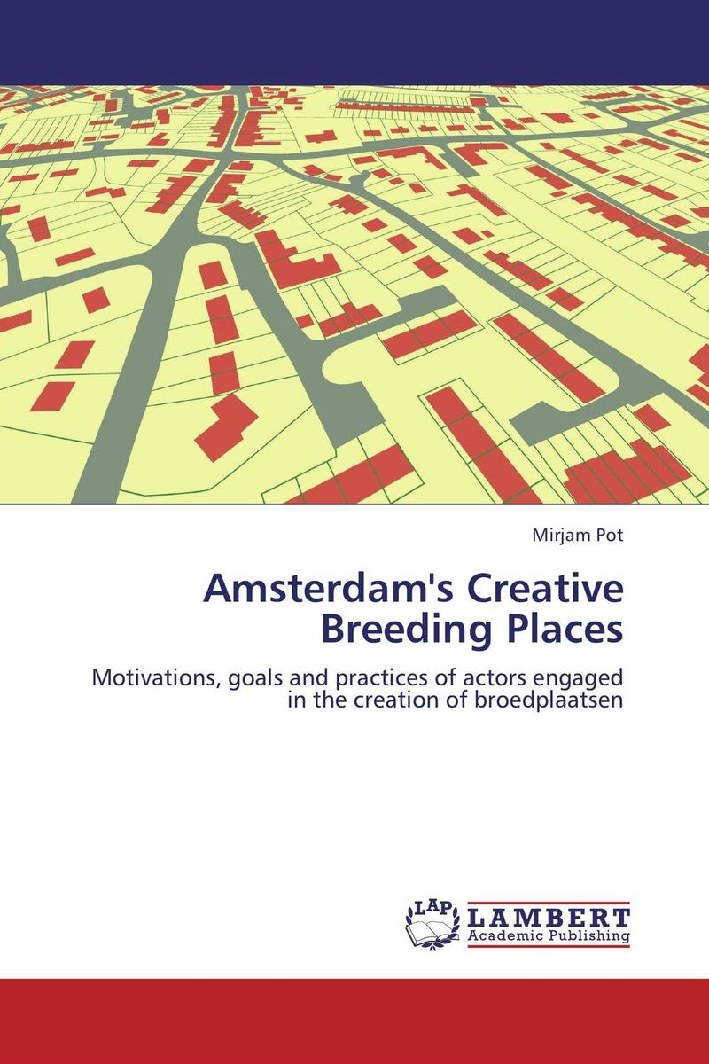 Amsterdam's Creative Breeding Places managing the store