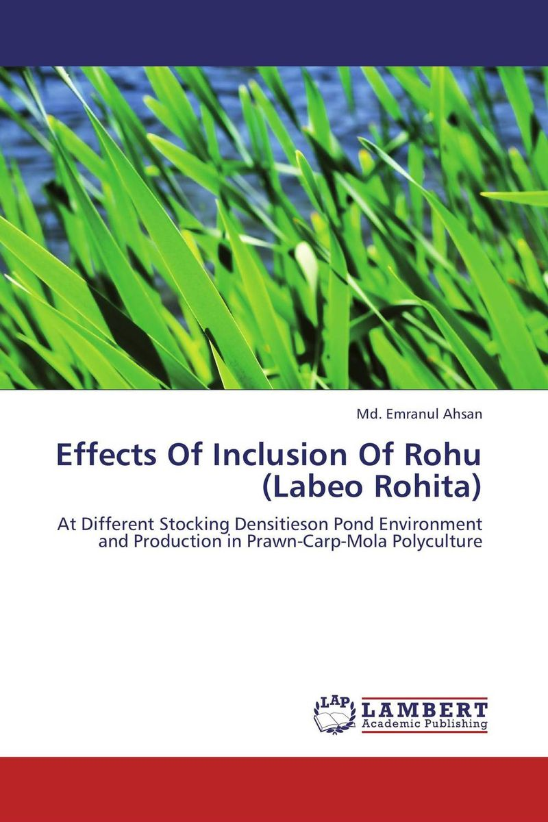 Effects Of Inclusion Of Rohu (Labeo Rohita) microbial quality of freshwater prawn
